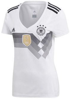 0313fcde8 adidas Women s Germany National Team Home Jersey Adidas Soccer Jerseys