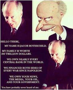 Rothschilds Family