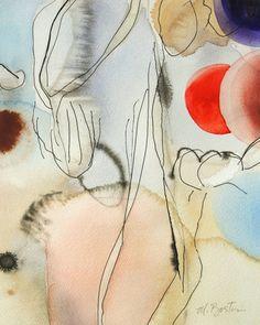 "Saatchi Art Artist Marsha Boston; Limited Edition Print, ""Pajaro"