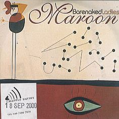 For Sale - Barenaked Ladies Maroon UK Promo  CD-R acetate - See this and 250,000 other rare & vintage vinyl records, singles, LPs & CDs at http://991.com