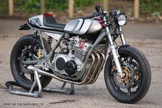 Spirit of the Seventies 'S7' custom motorcycle