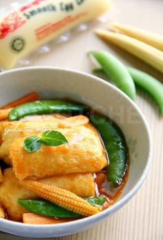 My Kitchen: Braised Tofu [Boys New Favourite]