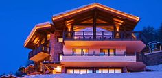 An overview of our Luxury Chalets and Apartments in Zermatt