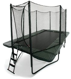 10' x 17' Rectangle Single Bed trampoline
