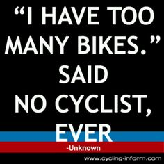 Of course not! http://bike2power.com