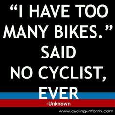 Of course not! http://bike2power.com