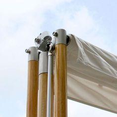 Pergola Kits With Canopy Info: 8834244711 Curved Pergola, Pergola Attached To House, Wooden Pergola, Metal Pergola, Pergola Garden, Diy Pergola, Pergola Kits, Pergola Ideas, Patio Ideas
