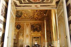 Trip to Paris 2012: Palace of Versailles building and interior