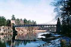 chain bridge amesbury ma - Bing Images