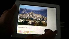 """Demo: travel guidebook to Provence, Cote d'Azur.  http://www.klaava.fi/node/1917 """"The Gems of Nice and the French Riviera"""""""