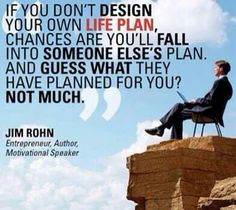 Design your plan