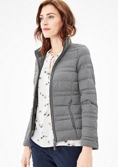 s.Oliver RED LABEL Melierte Light Down-Steppjacke Jetzt bestellen unter: https://mode.ladendirekt.de/damen/bekleidung/jacken/daunenjacken-und-steppjacken/?uid=44944e92-be8e-55d3-9be0-b031051c9662&utm_source=pinterest&utm_medium=pin&utm_campaign=boards #steppjacken #daunenjacken #outdoorjacken #bekleidung #jacken