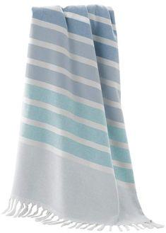 Authentique serviette de plage pareo Turc coton Diamond peshtemal châle,