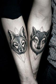103 Mejores Imágenes De Tatuajes Parejas Pair Tattoos Tattoo