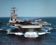USS Harry Truman CVN-75 Carrier Battle Group Military Ships Poster 16x20