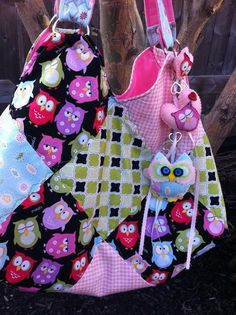 Looking for sewing project inspiration? Check out Hand bag by member gina1.