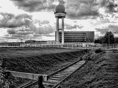 Tempelhof, the former airport in #Berlin