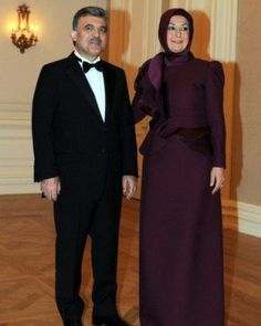 Turkey First lady Hayrunnisa  Gül