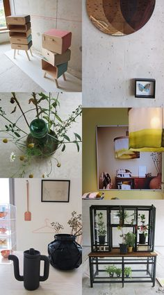 I guess most of you weren't able to visit this years Inside Design in Amsterdam just like me (: ... so I was happy to find Make Room's pinterest board giving me an excellent inpression of the beautiful things to...