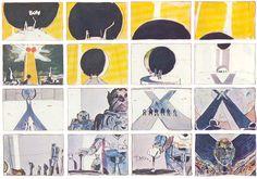 """Jean """"Moebius"""" Giraud - Unseen Dune"""