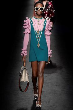 Gucci - MFW Fall/Winter 2016-2017 - so-sophisticated.com