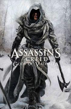 Assassin's Creed God's Of Valhalla Asasin Creed, All Assassin's Creed, Assassins Creed 3, Deutsche Girls, Tableau Star Wars, Vikings, Assassin's Creed Wallpaper, Geeks, The Walking Dead