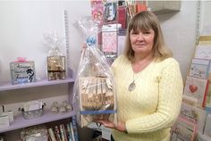 Burning issue: Is it too early for Christmas shopping? This Stafford market trader is already starting to think about Christmas gift ideas