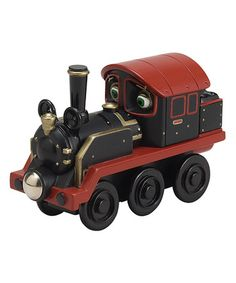 Chuggington — up to 40% off items like this  Black & Red Old Puffer Pete Engine