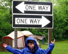 Welke richting?