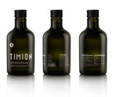 Timion Olive Oil — Mousegraphics