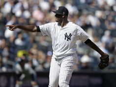 The Tampa Bay Rays saw their three game win streak come to an end nearly being no-hit by Michael Pineda in 8-1 Yankee win.