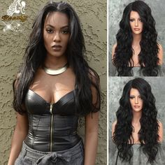 83.64$  Watch here - http://ali8rp.worldwells.pw/go.php?t=32780725805 - 8A Malaysian Full Lace Wigs Glueless Body Wave Full Lace Human Hair Wigs For Black Women Virgin Hair Lace Front Wigs Baby Hair