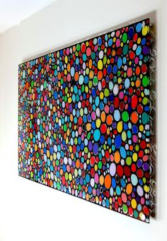 Pictures Of The Year POPS Of Color Things That Are Colorful - Colorful glass drawers that can form an art object