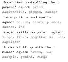 WHO CREATED THIS AND LEFT OUT AQUARIUS?!?!?!? i'M HOnestLY FEelInG sO AttaCkED RAigHT NOw!!!