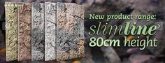"""Der wohl bekannteste Aquarien Rückwand Hersteller """"Back to Nature"""" erweitert seine Slimline Portfolio um genau 80cm.  Die Rückwände """"Slimline River"""", """"Slimline Sand"""", """"Slimline Basalt"""", """"Slimline Rot Gneis"""" und """"Slimline white Kalkstein"""" sind irgendwann in deräußerst hohen Höhe von 80cm erhältlich. Wann steht noch in den Sternen.   #80cm #BacktoNature #BTN #Rückwand #Slimline"""