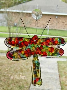 DIY: Sun Catchers