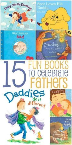 15 Fun Books to cele