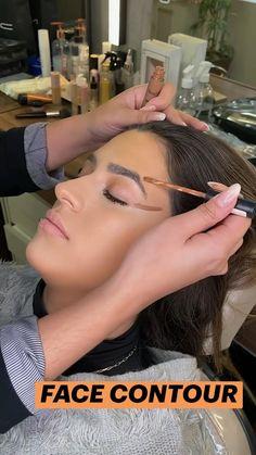 Eyebrow Makeup Tips, Beauty Makeup Tips, Makeup Inspo, Makeup Art, Eye Makeup, Beauty Hacks, Hair Makeup, Makeup Pictorial, Make Up Tricks