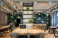 Restaurante OhBo Organic Café