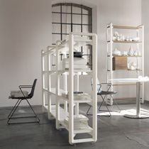 Bloom Ladder Bookcase, Bookshelves, Bloom, Contemporary, Storage, House, Ideas, Home Decor, Purse Storage