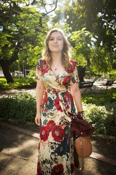 Look da Lu(cy): vestido longo e meus favoritos! » Chata de Galocha! | Lu Ferreira
