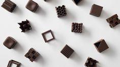 Design chocolade. Oh help.