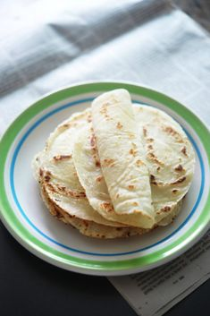 This cauliflower tortilla recipe makes soft and flexible tortillas made without grains, eggs, or dairy. These tortillas taste out of this world and are similar to regular tortillas.