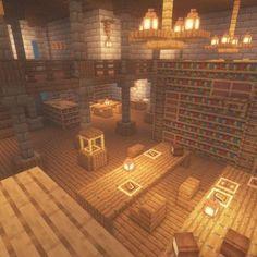 Minecraft Bauwerke, Casa Medieval Minecraft, Construction Minecraft, Minecraft Mansion, Minecraft Cottage, Cute Minecraft Houses, Minecraft House Designs, Minecraft Tutorial, Minecraft Blueprints