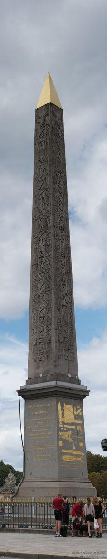Obelisque de Louxor - Parigi (Fr)