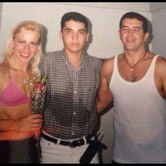 Essa faz um tempinho olha como eu era com Beto Barbosa e sua Dançarina