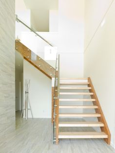 Modern Staircase Floating Staircase Design, Pictures, Remodel, Decor and Ideas - page 69