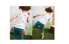 Aliexpress.com : Buy 2013 Fashion Kids New Style Summer Pants Girls Cartoon Candy Shorts Pants Elastic Waist Tights & Leggings, Free Shipping GP006 from Reliable Summer Pants suppliers on Missing You Cotton Leggings, Tight Leggings, Summer Pants, Girls Pants, Style Summer, Fashion Kids, Girl Cartoon, Short Girls, Elastic Waist