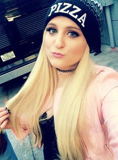 Meghan Trainor 'Guys Are Scared Of Me Now Because I'm A Popstar. It's Ridiculous.' - http://oceanup.com/2014/12/29/meghan-trainor-guys-are-scared-of-me-now-because-im-a-popstar-its-ridiculous/