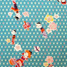 Tissu japonais - Adeline Klam